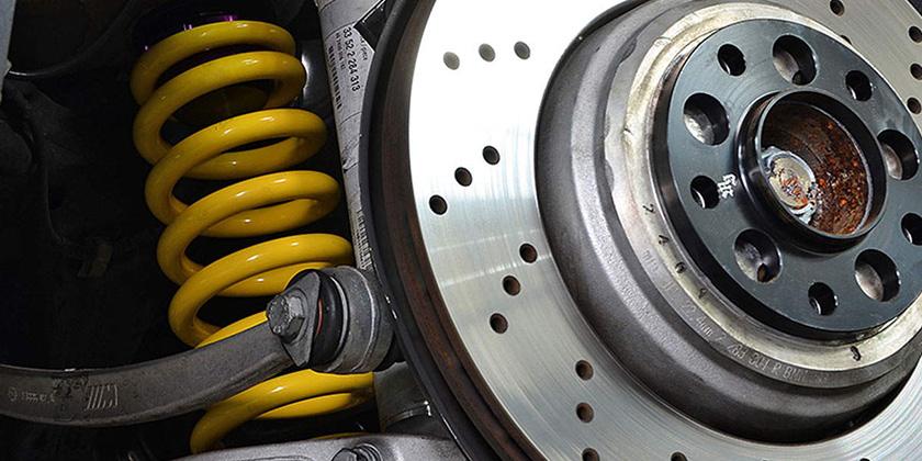 Otomobillerde Fren Sistemi ve Disk frenler